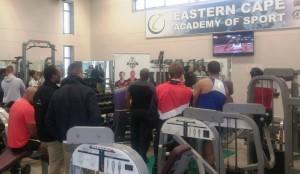 ECAS Gym